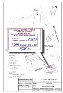 Autorizatie construire primarie
