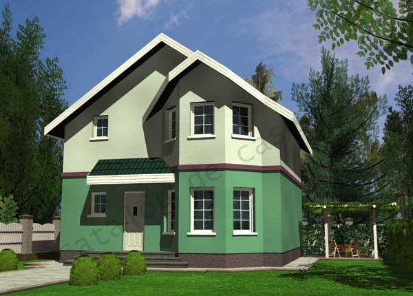 Essen – opteaza pentru modele de case mici si ieftine!